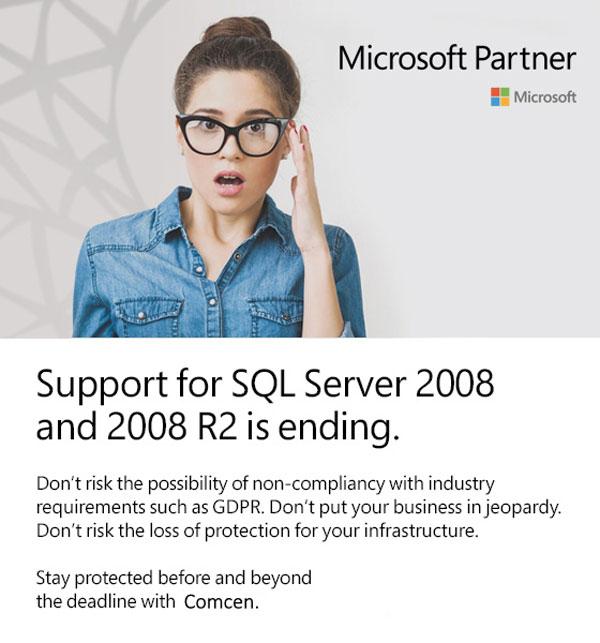 Support for SQL Server