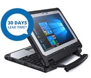 """FULLY RUGGED 10.1"""" TOUGHBOOK 20 Mk2 2-IN-1 Win 10 Notebook"""
