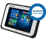 """FULLY RUGGED 7"""" TOUGHBOOK M1 Mk3 Win 10 Tablet PC"""