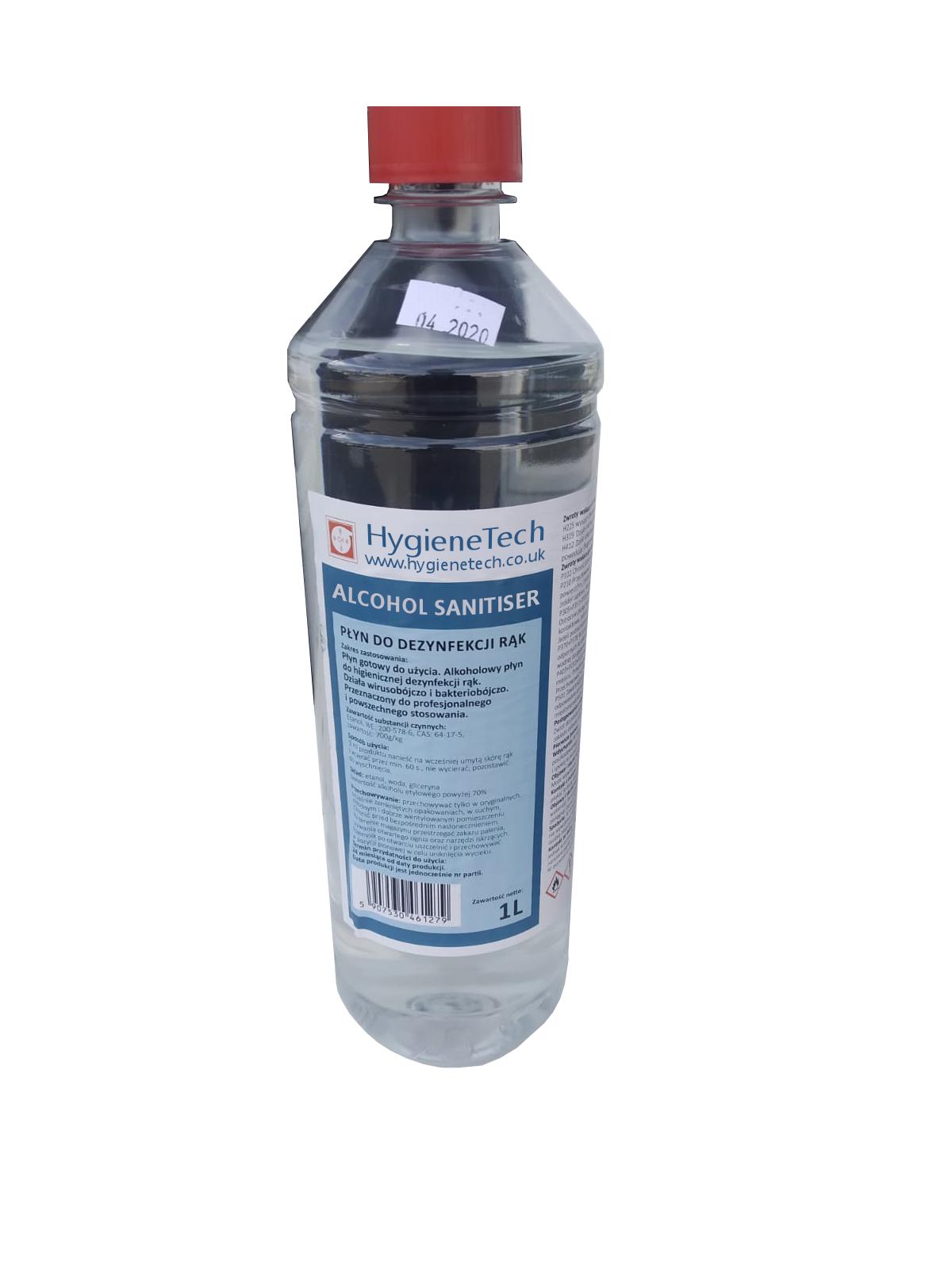 Sale & Offers Alcohol sanitising liquid (1L)