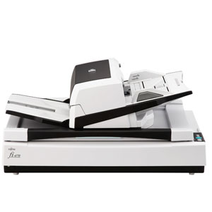 Fujitsu Fi-6770 (A3) ADF/Flatbed Document Scanner