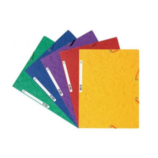 General Storage Units Europa Assorted Portfolio Files (Pack of 10) 55515E