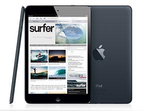 Apple iPad Mini (7.9 inch Multi-Touch) Tablet PC 16GB WiFi Bluetooth Camera iOS 6.0 (Black/Slate)