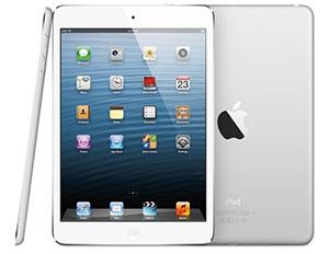 Apple iPad Mini (7.9 inch Multi-Touch) Tablet PC 16GB WiFi Bluetooth Camera iOS 6.0 (White/Silver)