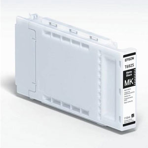 Ink Cartridges Epson T692500 UltraChrome XD Matte Black Ink Cartridge (110ml) for SureColor SC-T3000/SC-T5000/SC-T7000 Large Format Inkjet Printers